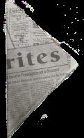Puntzak krant, 100 stuks